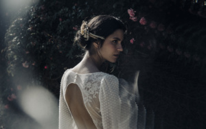 Baudelaire by Laure de Sagazan at The Mews Bridal Notting Hill