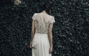 Gill by Laure de Sagazan at The Mews Bridal Notting Hill