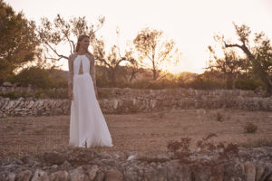 Dorothy by Margaux Tardits at The Mews Bridal