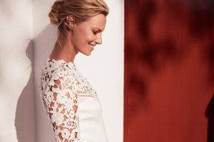Ibere wedding dress by Margaux Tardits