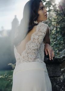 Ronsard by Laure de Sagazan at The Mews Bridal Notting Hill