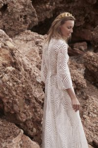 Saly by Margaux Tardits at The Mews Bridal