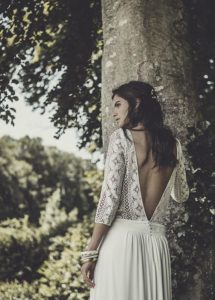 Palma by Laure de Sagazan at The Mews Bridal