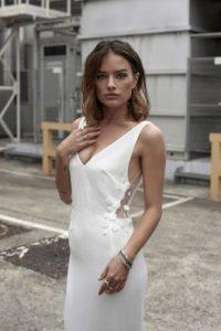 Aston wedding dress by Rime Arodaky