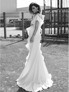 Buckley wedding dress by Rime Arodaky
