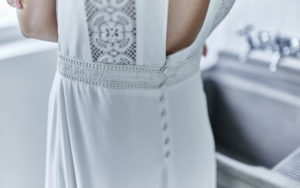 Brooks wedding dress by Rime Arodaky