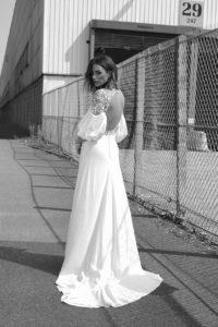 Cooper wedding dress by Rime Arodaky