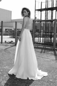 Eddie wedding dress by Rime Arodaky