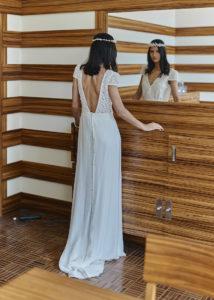 Foster wedding dress by Rime Arodaky