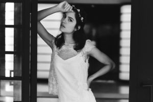 Garbo wedding dress by Rime Arodaky