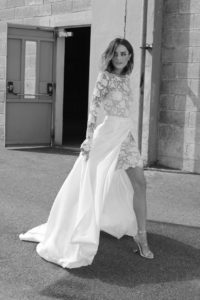 Lenny wedding dress by Rime Arodaky