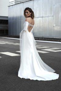Madden wedding dress by Rime Arodaky