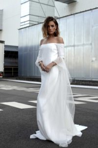 Madden wedding dress by Rime Arodaky