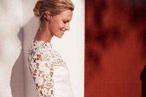 Ibere wedding dress by Margaux Tardits
