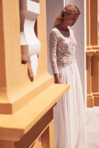 Lusi wedding dress by Margaux Tardits