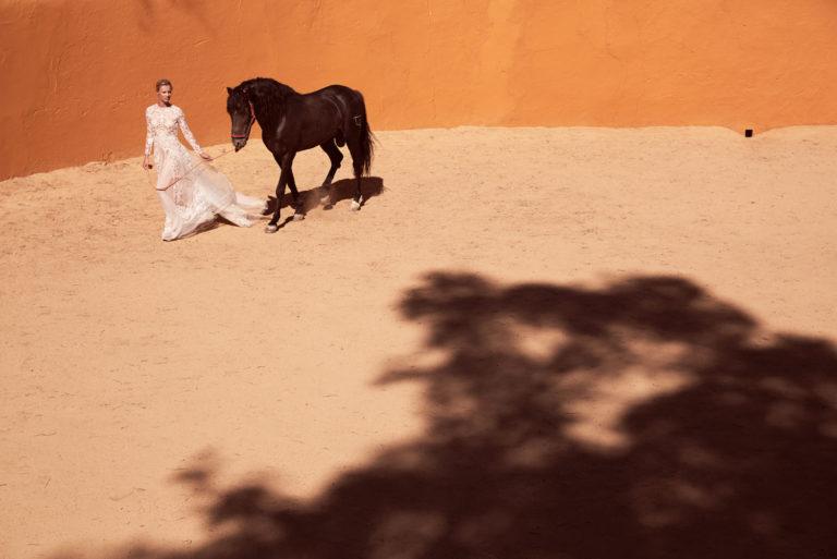 Rocio wedding dress by Margaux Tardits