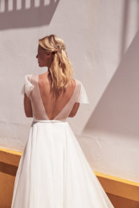 Tarra wedding dress by Margaux Tardits