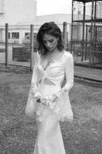 Stevie wedding dress by Rime Arodaky