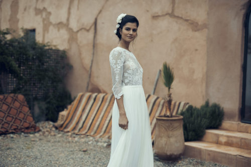 Alesia by Laure de Sagazan at The Mews Bridal