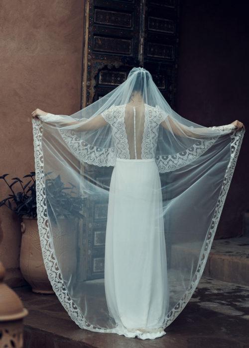 Duris by Laure de Sagazan at The Mews Bridal