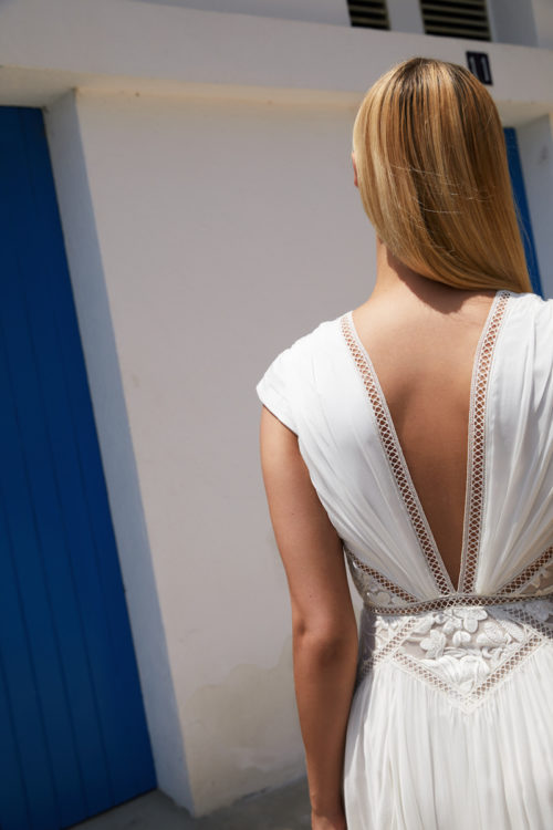 Las Pozas by Margaux Tardits at The Mews Bridal