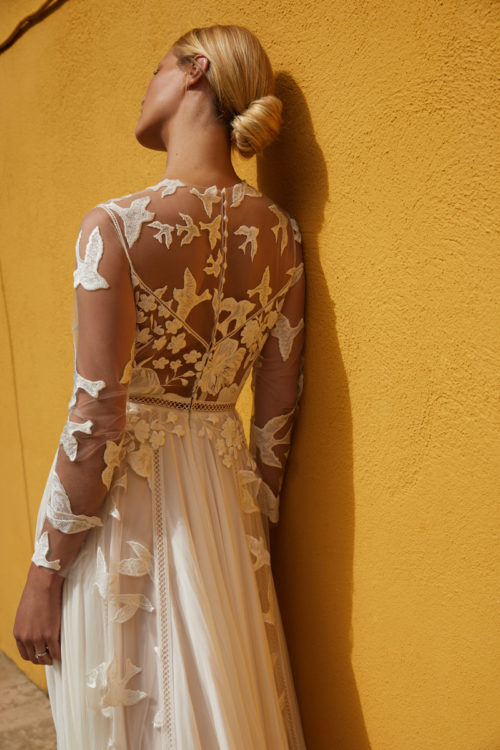 Majorelle by Margaux Tardits at The Mews Bridal
