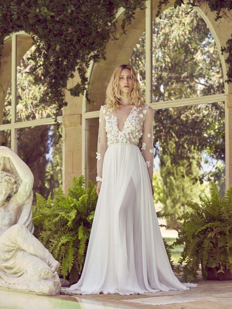 Lully wedding dress by Margaux Tardits