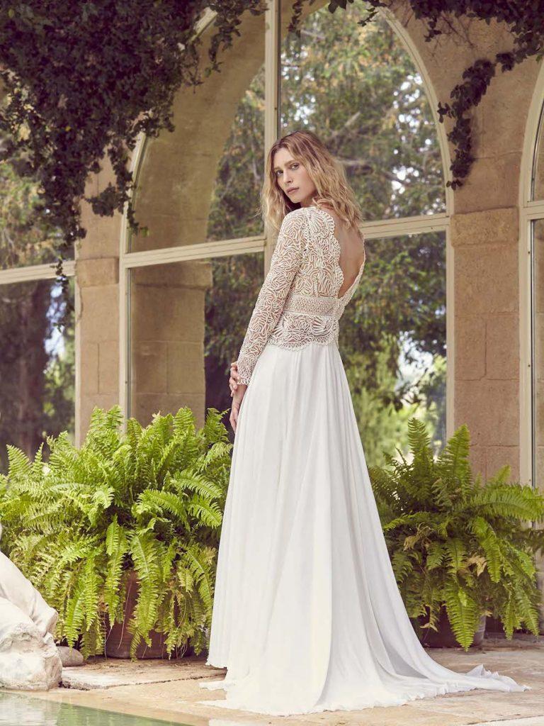 Orféo wedding dress by Margaux Tardits