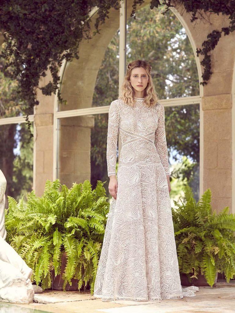 Ortigia wedding dress by Margaux Tardits